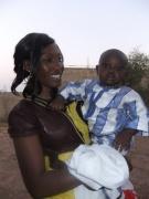 Tene und Enkel Babanin, Tabaski 2011