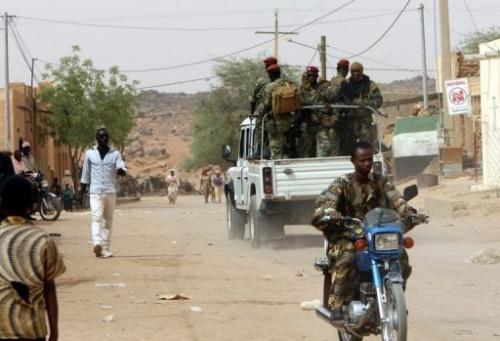 Des soldats maliens en patrouille_AFP