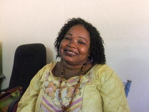 Mme Aïguèrè Tembely dite Fifi, la présidente de YA-G-TU