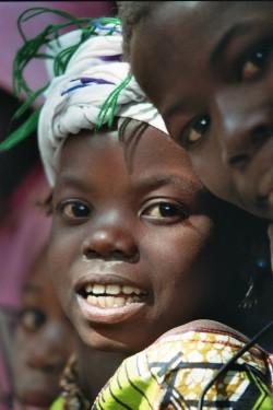 Mädchen aus Welenguena