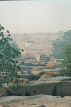 Le village de Djigué dans le cercle de Nara