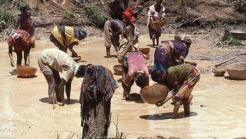 Kenieba : L'OR ALIMENTE L'ECONOMIE LOCALE