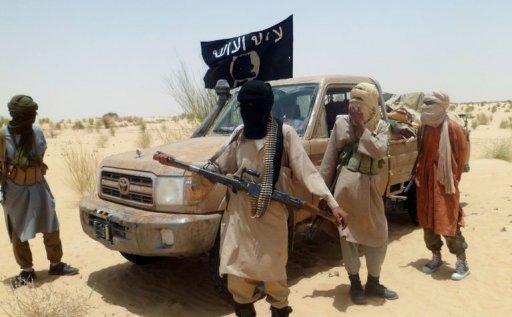 AFP 2012 Des rebelles islamistes d'Ansar Dine2