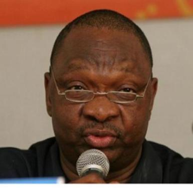 Hamadoun Touré, Minister für Kommunikation, Post und Neue Technologien im Übergangskabinett von CMD