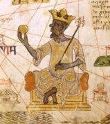 Mansa Musa, Herrscher des malischen Reiches im 14.Jh.