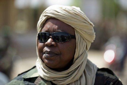 Le lieutenant-colonel Nema Segara, numéro deux de l'armée malienne