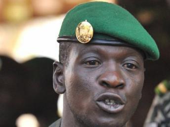 Kapitän Amadou Haya Sanogo