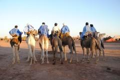 Taragalte, à M'Hamid au Maroc