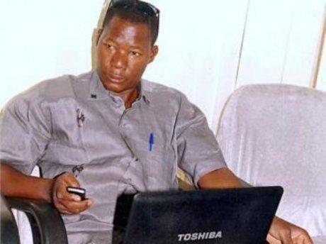 MW Boukary Daou, directeur de publication du quotidien Le Républicain