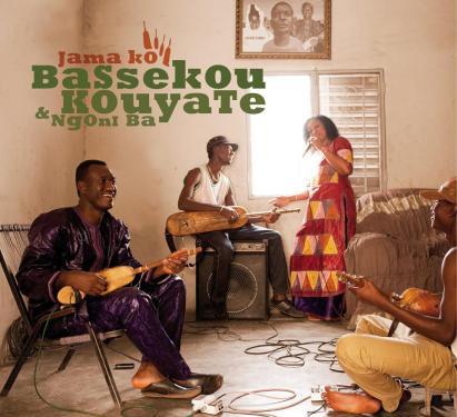 Bassékou Kouyaté et Ngoni ba