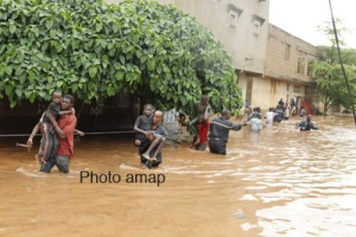 bamako après les pluies