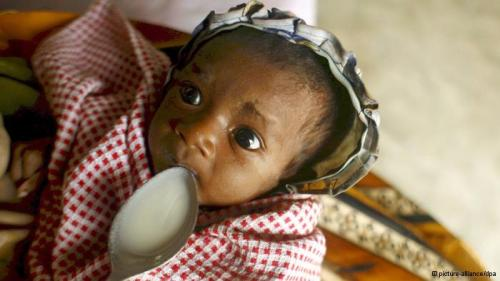 La mortalité infantile a diminué de moitié en 20 ans