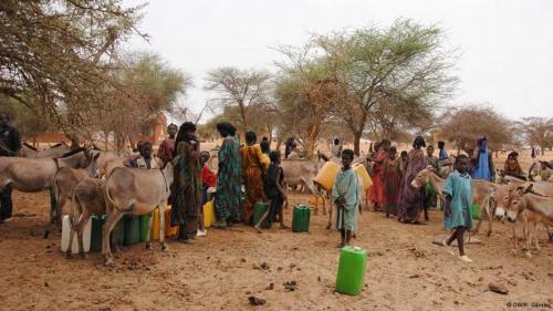 Viele Flüchtlinge aus dem Norden Malis haben im Nachbarland Burkina Faso Schutz gesucht
