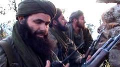 Abdel Malek Droukdel, alias Abou Moussab Abdelwadoud, numéro un d'al-Qaida au Maghreb is