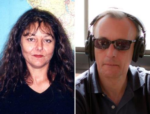 Ghislaine Dupont et Claude Verlon, deux journalistes de RFI tués à Kidal