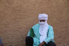 Mohamed Ag Intallah, l'un des fils de l'Aménokal président du Haut Conseil pour l'Unité