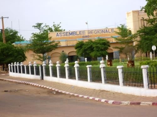 OABLOG Assemblée Régionale  Gao