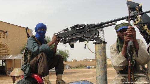 Des islamistes du Mujao au nord-mali