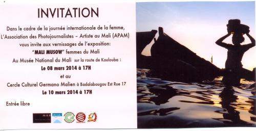 Exposition Photo le 10 Mars 2014 au CCGM (s)