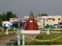 Place Abdoul Karim Camara dit Cabral, Hamdallaye - Bamako, Mali