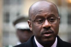 Le Premier ministre malien Oumar Tatam Ly, qui a présenté dimanche la démission du gouve