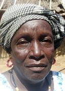 Aktivistin Adama Camara.Wir werden alles tun, um den Abbau zu verhindern.