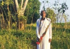 Boukary Keita, Hüter des kulturellen Erbes