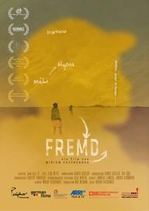 Fremd Filmplakat
