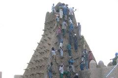 La restauration du patrimoine culturel de Tombouctou est crucial pour les Maliens.