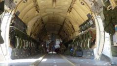 Foto (c) DW: Les Transall vont rentrer en Allemagne, avec leur personnel de bord