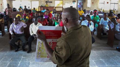 Dringend notwendig: Aufklärungskampagnen zu Ebola