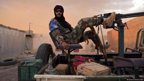 Selon le MNLA il s'agit d'un renforcement de leurs troupes dans des localités qu'ils cont