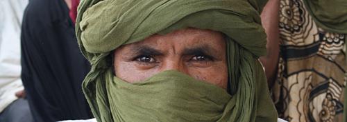 Hacha Ag Baceor berichtet von Folter durch das malische Militär.