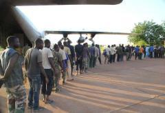 Quarante cinq soldats maliens, prisonniers des groupes armés présents dans le nord du pa