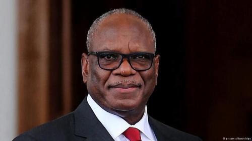 Le Président de la République du Mali, Ibrahim Boubacar Keita
