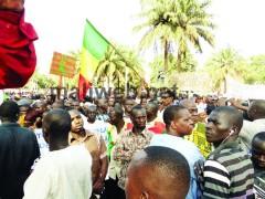 marche à Bamako (c) L'Indépendant