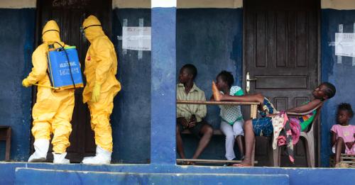 Il est urgent d'apporter une aide pour éviter que l'épidémie ne se propage en Afrique de l'Ouest.