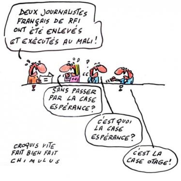 RFI: VOIR LE ZOOM: CHIMULUS