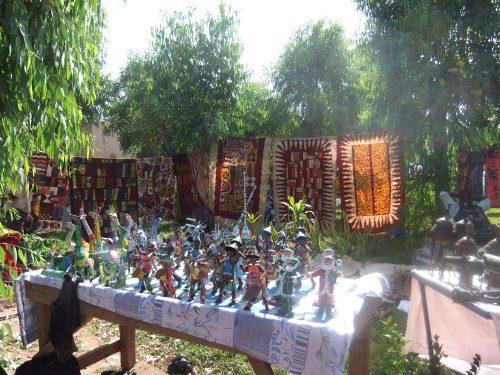 xmas_Weihnachtsmarkt in Bamako
