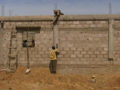 chantier koutiala_Behindertenzentrum-Baustelle