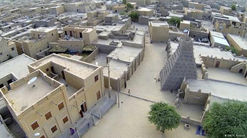 Timbuktu: einst Handelszentrum, heute liegt die Wirtschaft brach