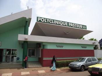 La clinique Pasteur sise à ACI 2000