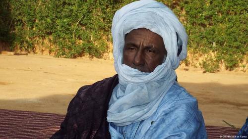 Bajan ag Hamatou ist froh über ausländische Truppen in seiner Region