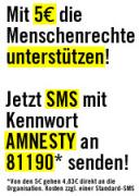amnesty sms-spende