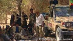 Souleymane Ag Anara_Tuareg-Kämpfer der MNLA