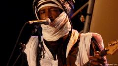 Ahmed Ag Kaedi, von der Gruppe Amanar aus Kidal