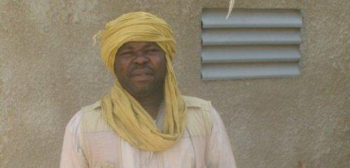 Paul Hyacinthe Mben, Stringer für den SPIEGEL in Mali