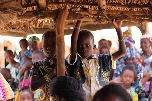 Des refugiés mauritaniens sont maintenant des Maliens (4)