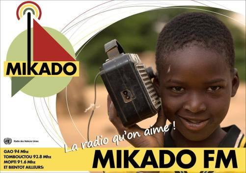 MIKADO La radio qu'on aime