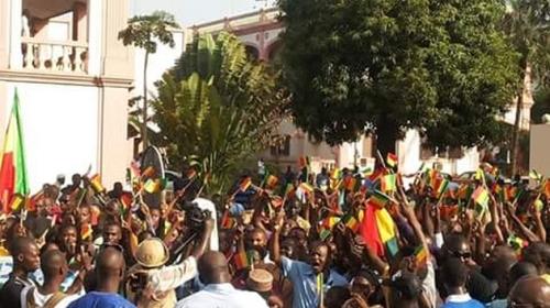 Soutien à l'accord de paix, Bamako